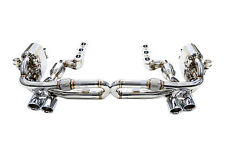IPE Full Exhaust System for Porsche 991 Carrera / S / 4S F1 Edition