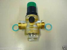 """Honeywell Braukmann Druckminderer 1/2"""" Druckregler für Wasser NEU L"""