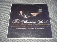 GEORGE SHEARING - THE SHEARING TOUCH - OOP1960  T1472 NO UPC   LP VG G+