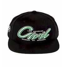 New Civil The Los Angeles Civil Snapback Hat Cap Black
