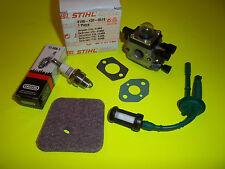 STIHL FS55 FC55 FS45 FS46 FS55R  CARB / TUNEUP KIT  CIQ S186A 41401200619 OEM