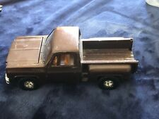 ERTL1970'S METAL DIECAST CHEVROLET PICK-UP  - MISSING TAILGATE - SOLD AS IS!