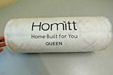 Homitt Shredded Memory Foam Pillow, Breathable Bamboo Pillow for Sleeping (XA1)