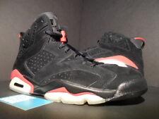 2009 Nike Air Jordan VI 6 Retro BLACK VARSITY RED BRED WHITE OG 384664-061 DS 11