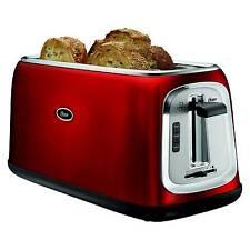 Oster® 4-Slice Long-Slot Toaster - Red TSSTTRJB30R