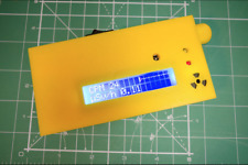Geiger counter dosimeter kit assembled /w enclosure  STS 5 tube Arduino compat.