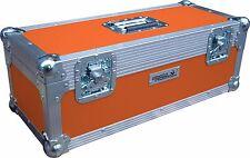 "7"" simple 300 Swan Flight Case Vinyle Promotionnel (Orange PVC rigide)"