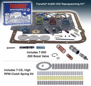 4L60E 4L65E 4L70E 4L75E High Performance Reprogramming Kit 1993-2011 Shift Kit