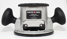 Porter-Cable model 1001 fixed router base