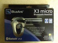 BlueAnt X3 micro bluetooth headset