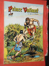 PRINCE VALIANT- THE DAYS OF KING ARTHUR-CONTI- anno-1962/1963 :HAROLD FOSTER-HAL