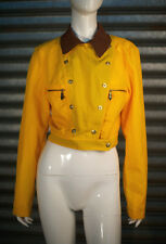 Jean Paul Gaultier Vintage Cropped Jacket