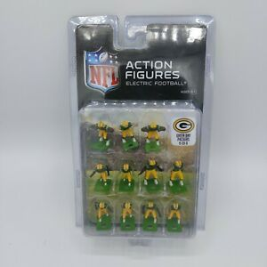 NFL Green Bay Packers 9-20-D Action Figures Electric Footbal