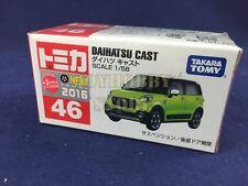 Tomica Tomy Takara  No.046 Daihatsu CAST #46 4904810859710
