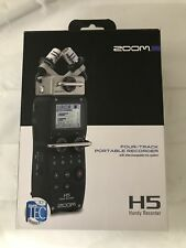 Zoom H5 Handy Digital Recorder - Four-Track Digital Recorder