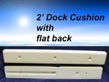 2' Boat Dock Cushion Bumper Fits Flat Surface BM2-FLAT