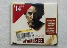 new sealed Bruce Springsteen MAGIC 2007 CD digipak