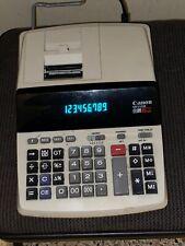 Canon Mp25Diii-12 Digit & 2 Color-Scientific Calculator