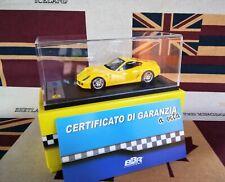 1/43BBR 183B Ferrari 599 GTB Fiorano 2006 Street Yellow / ABC AMR Looksmart