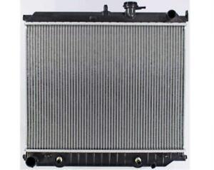 Cooling Radiator For 2004-2012 GMC Canyon & Chevrolet Colorado