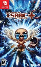 NEW Binding of Isaac: Afterbirth+ (Nintendo Switch, 2017)