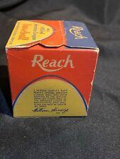 c. 1952-59 Reach Official AL Baseball ~ Harridge ~Sealed in Original Box - RARE!