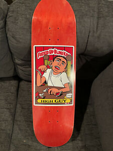 blind skateboards guy mariano high guy reissue deck used