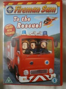Fireman Sam - To The Rescue! (DVD, 2005)