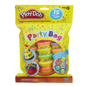 Play-Doh 1 oz 15 Tub Count Bag
