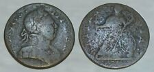 ☆ TOTALLY ORIGINAL !! ☆ 1775 King George III Revolutionary War Coin !! ☆
