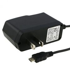 micro USB AC Wall Home Charger for Visual Land Prestige Elite 9Q / 10Q Tablet