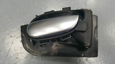 PEUGEOT 206 98-10 3DR FRONT DRIVER OS INTERIOR DOOR HANDLE BRUSHED 9632918877