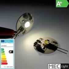G4 LED Stiftsockel - 1W High-Power-LED 80Lm (Scheibe) - warm-weiß