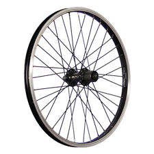Taylor Wheels 20 Zoll Hinterrad Büchel Kastenfelge Shimano FH-TX500 7-10 schwarz