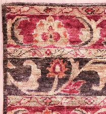 "Jute Contemporary 5.7""x7.10"" Handknotted 100% Jute Rugs & Carpet"