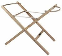NEW Cuggl Little Snooze Folding Moses Basket Stand