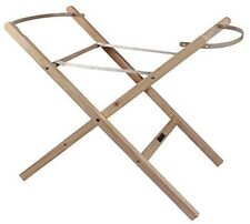 NEW Clair de Lune Folding Moses Basket Stand *CL4285