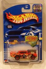 2002 Hot Wheels RLC/HWC Factory Sealed Set '57 Chevy #225 Teenage Freak VVHTF!!
