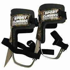 Tree Climbing Spikes Shoes Gear for Cutting Trees, Wood / Cement Pole, Forestry