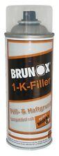 Brunox 1K-Filler Füller Haftgrund Rostschutz Grundierung Spray - 400 ml beige