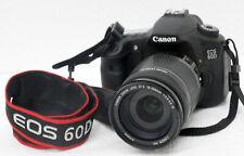 Canon EOS 60D Digital SLR Camera EFS18-200mm 1:3.5-5.6 IS Lens DS126281