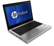 "HP ProBook 5330m 13.3"" Core i5 2520m 2.5ghz 8gb 500GB WEBCAM BLT HDMI Win 7"