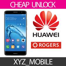 Unlock Rogers, FIDO (Canada) Huawei Any model