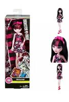 Mattel MONSTER HIGH Draculaura Doll, New in Box How Do You Boo?