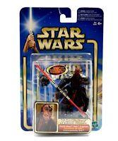 Star Wars Saga The Phantom Menace - Darth Maul (Sith Training) Action Figure