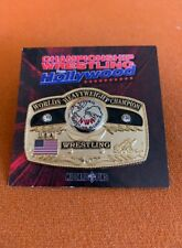 Deluxe NWA Dome Globe Worlds Championship Belt Ten Pounds of Gold