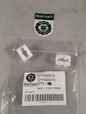Bearmach Land Rover Discovery 4 Tow Cover Screw Inserts x 2 DYF500010