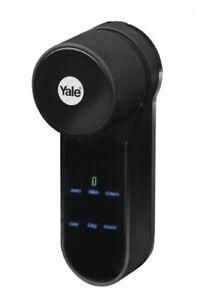 Yale ENTR Türeinheit Black YA95001031.B0S0