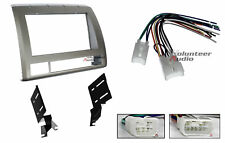 Toyota Tacoma Double Din Car Stereo Radio Installation Dash Mount Kit Harrness