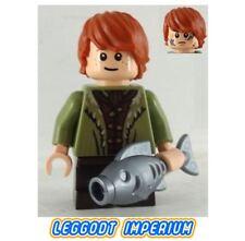 LEGO Minifigure - Bain son of Bard - fur trim Hobbit lor101 FREE POST